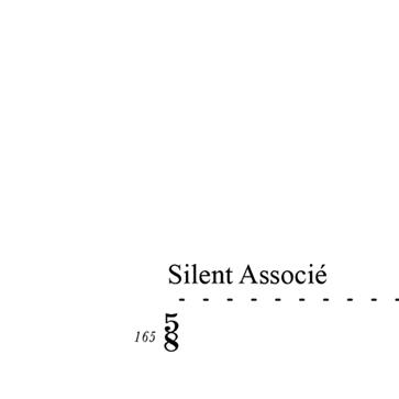 silent associé